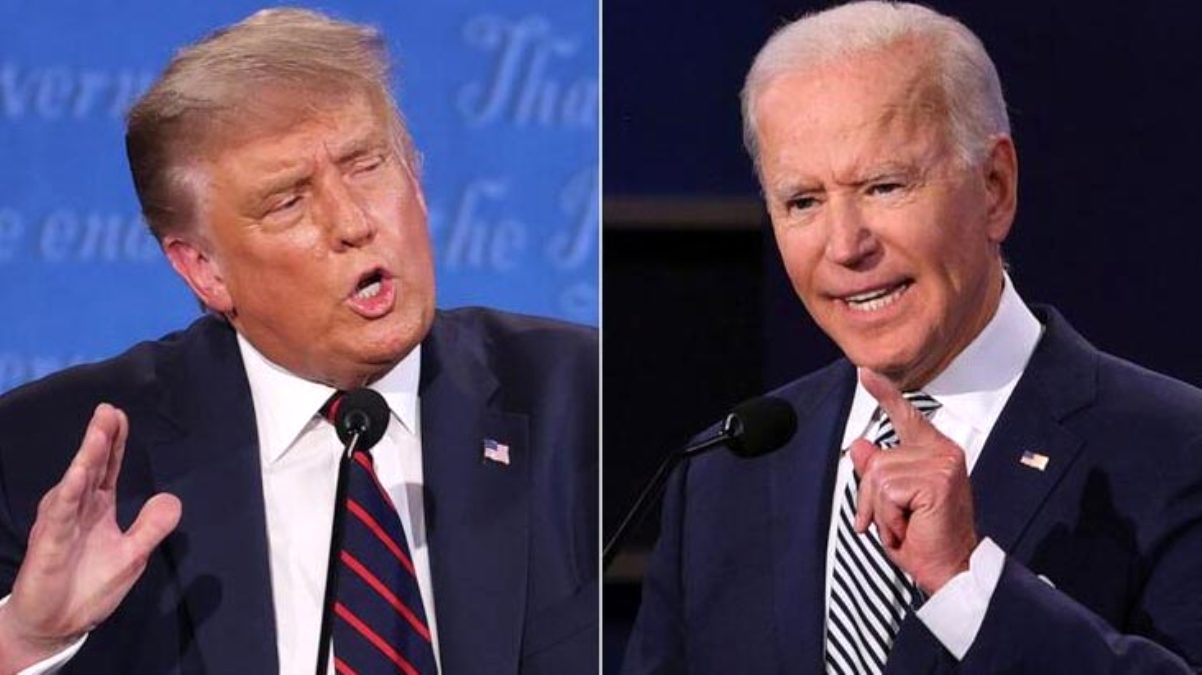 ABD'de anketlere göre Biden, Trump'a 8 puan fark atacak