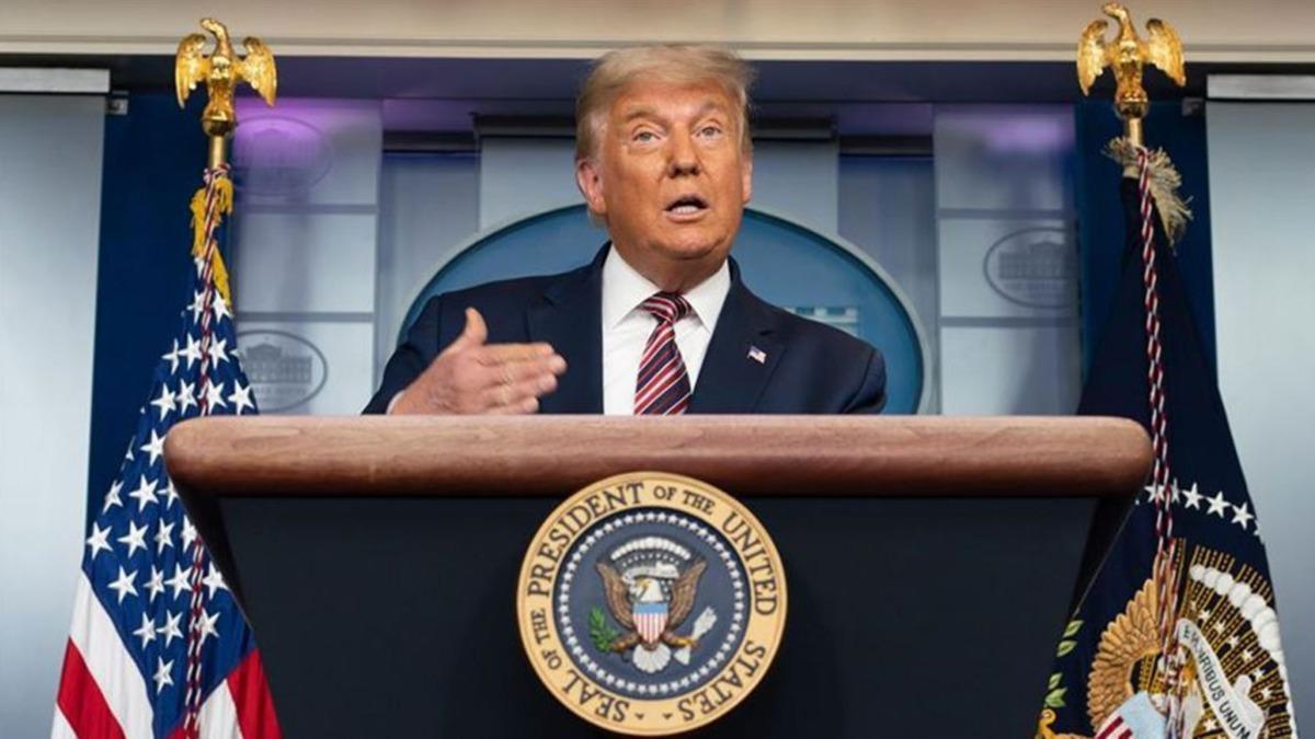 ABD'de operasyon! Trump, Pentagon'a kendine yakınları getiriyor
