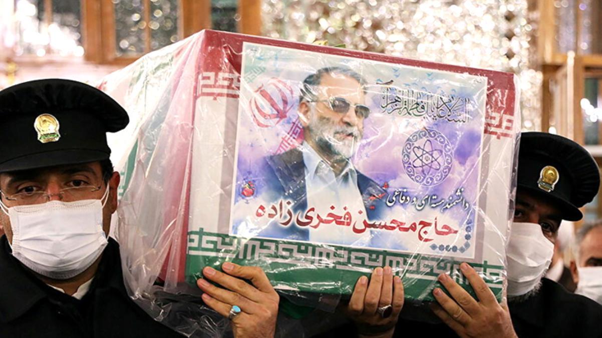 ABD'li yetkili itiraf etti! Fahrizade suikastının ardında İsrail var