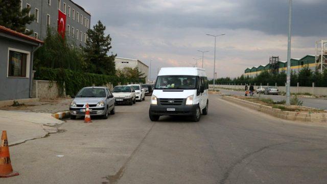 Afyonkarahisar'da 23 asker koronavirüs karantinasına alındı