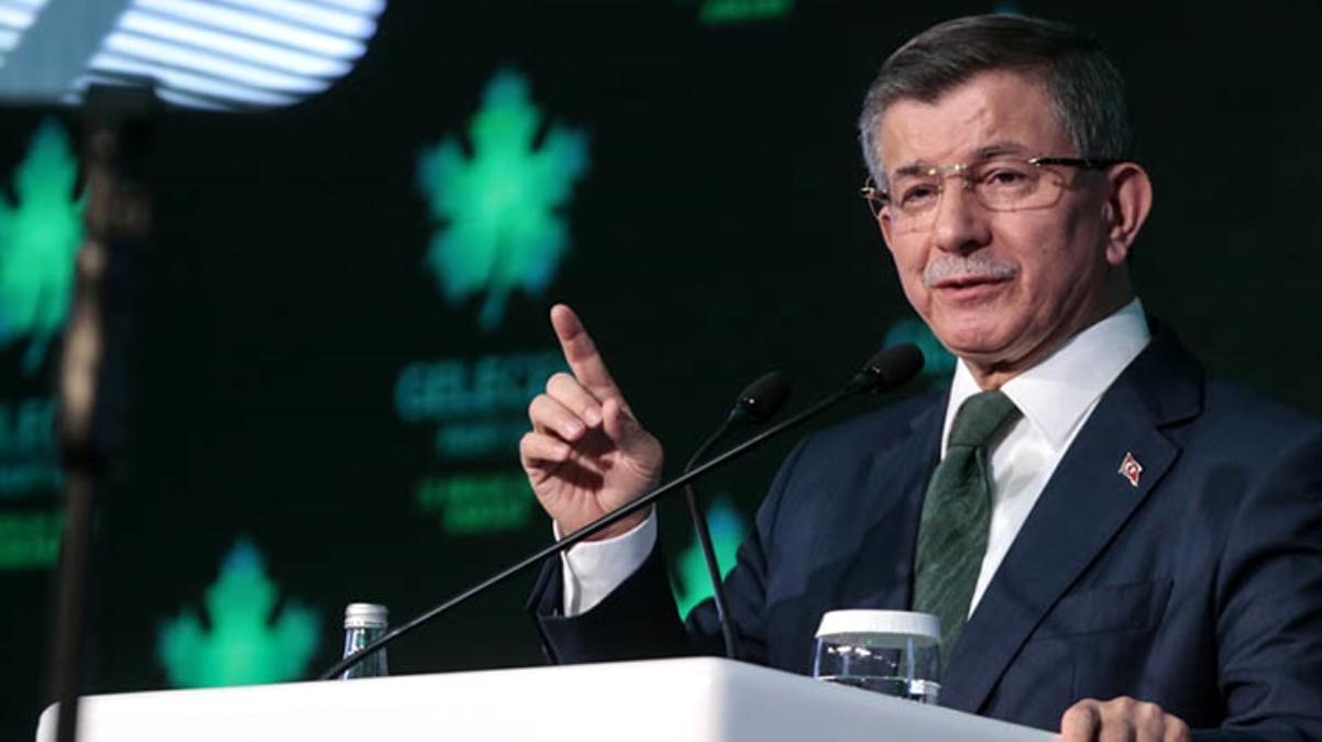 Ahmet Davutoğlu'ndan randevu talebini reddeden Bahçeli'ye Kürtçe cevap