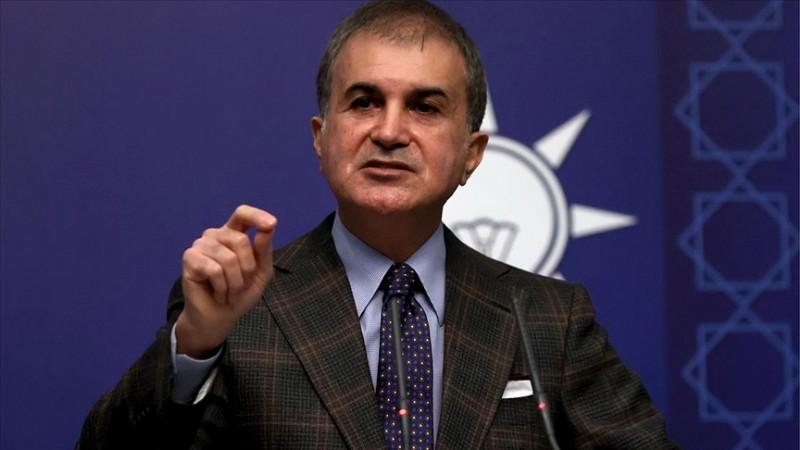AK Parti Sözcüsü Çelik: Millet bitti demeden bitmez
