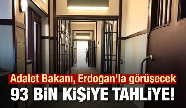 AK Parti ve MHP af paketini görüşüyor! 93 bin kişiye tahliye