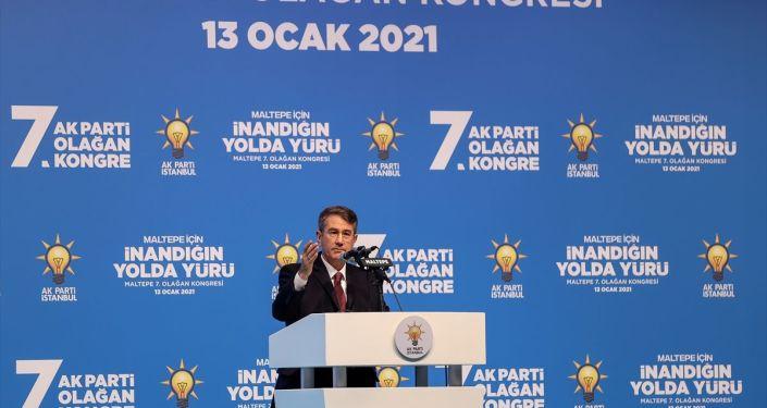 AK Partili Canikli: 8.5 milyar dolar yardım yaptık
