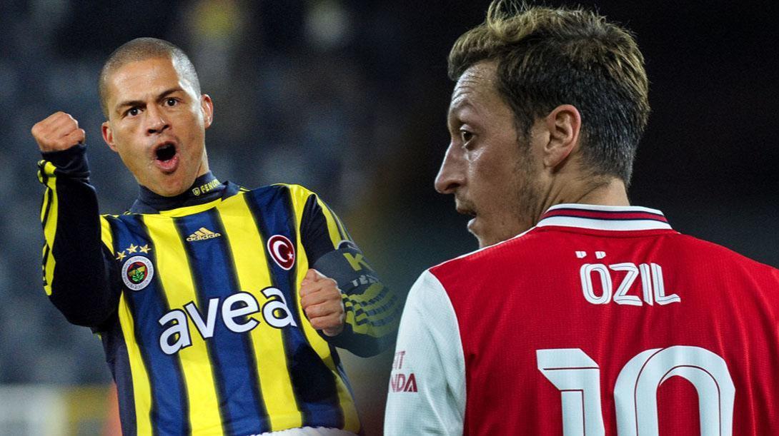 Alexten Mesut Özil mesajı