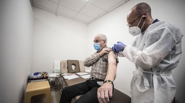Almanya'da koronavirüs aşısı olanların sayısı 190 bine yaklaştı