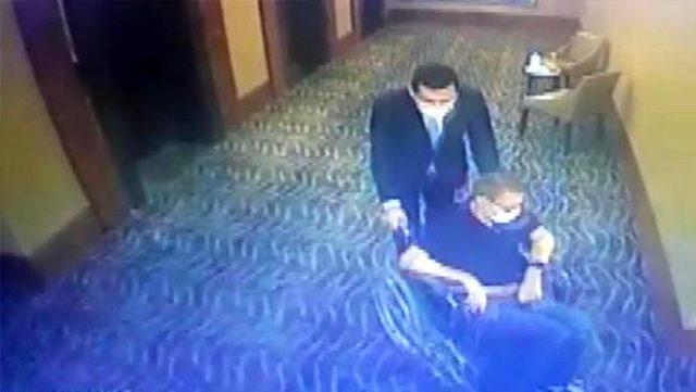 Amerikalı gazeteci Andre Vltchek'in sır ölümüne ilişkin yeni görüntüler yayınlandı! Dikkat çeken tekerlekli sandalye detayı
