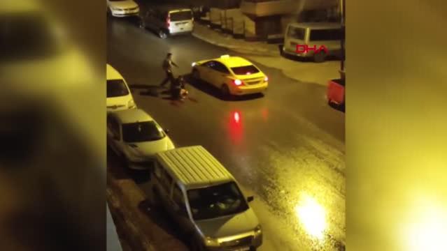 ANKARA-Kavga ettiği kardeşini sokak ortasında pompalı tüfekle vurdu