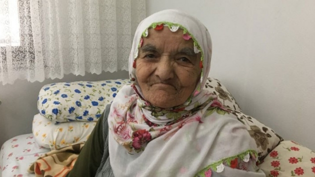 Artvin'de 116 yaşındaki kadın, koronavirüsü yendi