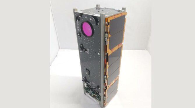 ASELSAT 3U Küp Uydusu gökyüzüne havalandı
