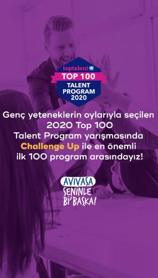 """AvivaSA'dan Yetenek Programı """"Challenge Up MT"""""""