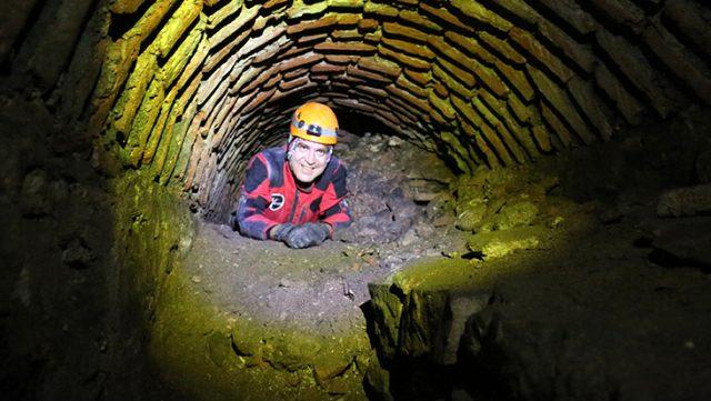 Ayasofya'da heyecanlandıran keşif! 900 metrelik yeraltı menfezleri bulundu