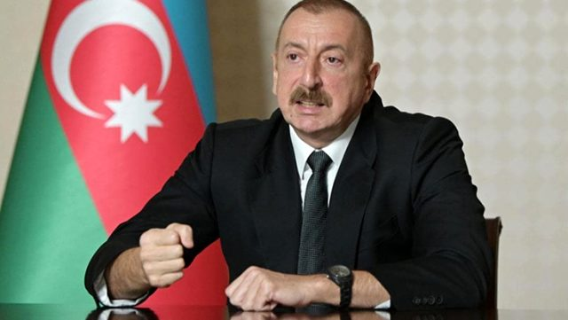 Azerbaycan Cumhurbaşkanı Aliyev, Ermenistan'a gözdağı verdi: Durdurulacaktır