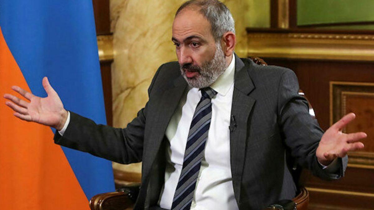 Azerbaycan'dan darbe yiyen Paşinyan, halkını tehdit etti: Geri duranları, kaçanları ağır cezalandıracağız