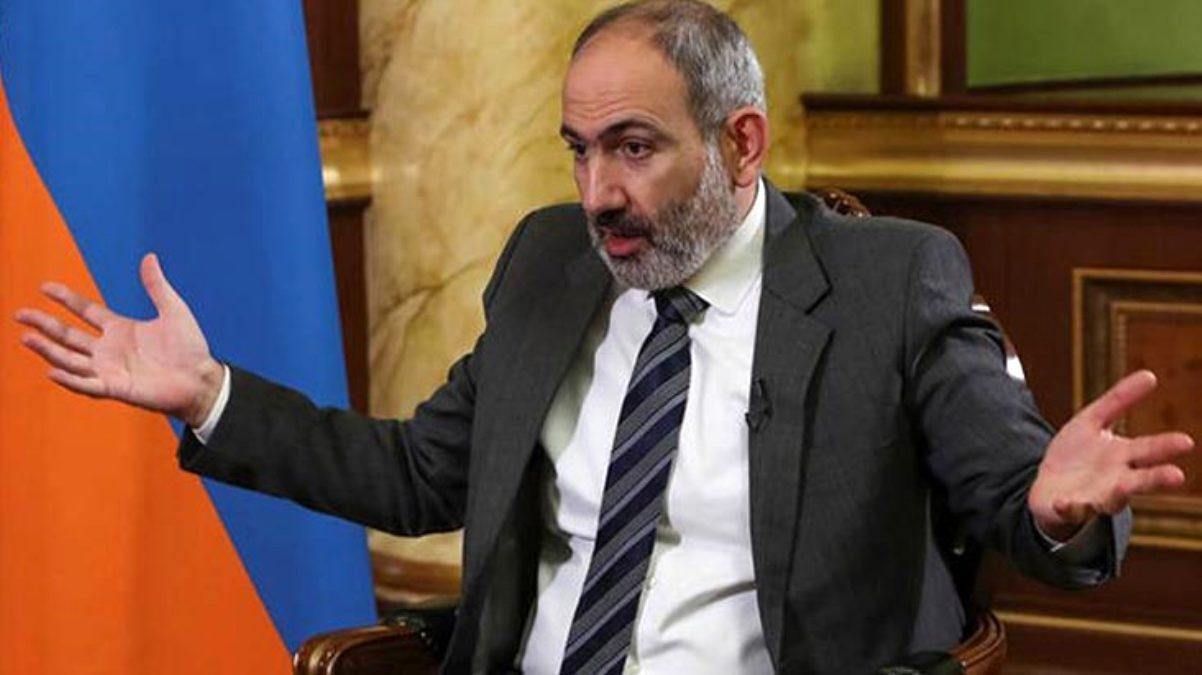Azerbaycan karşısında yıkıma uğrayan Paşinyan, yine Türkiye'ye sataştı boyundan büyük laflar etti