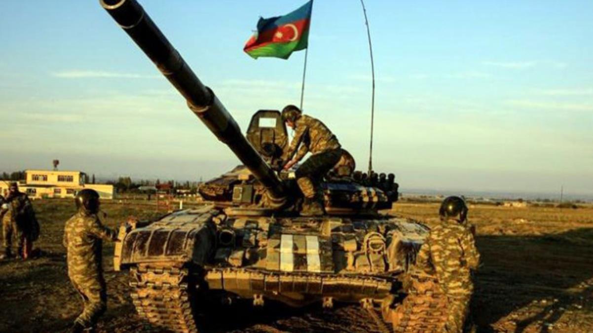 Azerbaycan ordusu, 28 yıldır işgal altında bulunan Laçın'a girdi
