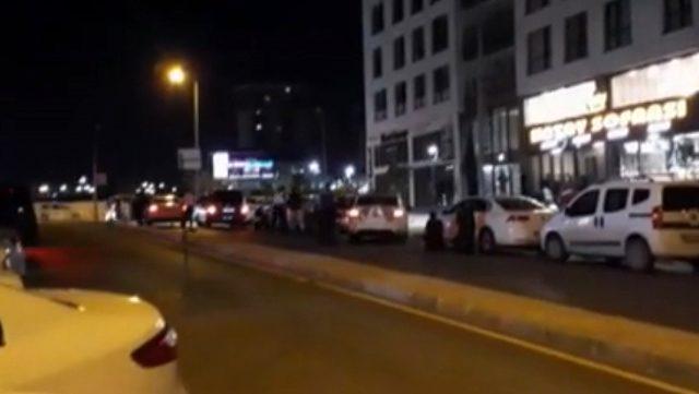 Başakşehir'de etrafa ateş açan şüpheli ekipleri alarma geçirdi! Özel harekat operasyon düzenliyor