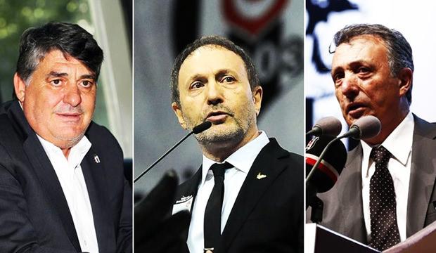 Beşiktaş başkanını seçiyor! 16 sandık sonucu...
