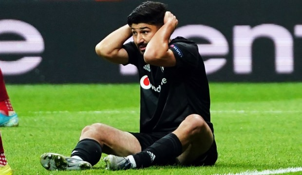 Beşiktaş'ın umutları tükeniyor!
