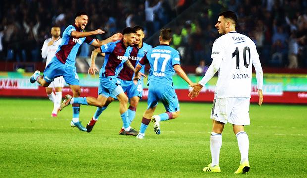 Beşiktaş, Karadeniz'de 'Fırtına'ya kapıldı!