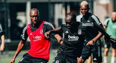 Beşiktaş'ın Gençlerbirliği maçı kadrosu belli oldu