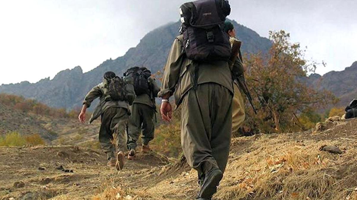 Bölücü terör örgütü PKK'da 20 yıldır faaliyet gösteren terörist, ikna yoluyla teslim oldu