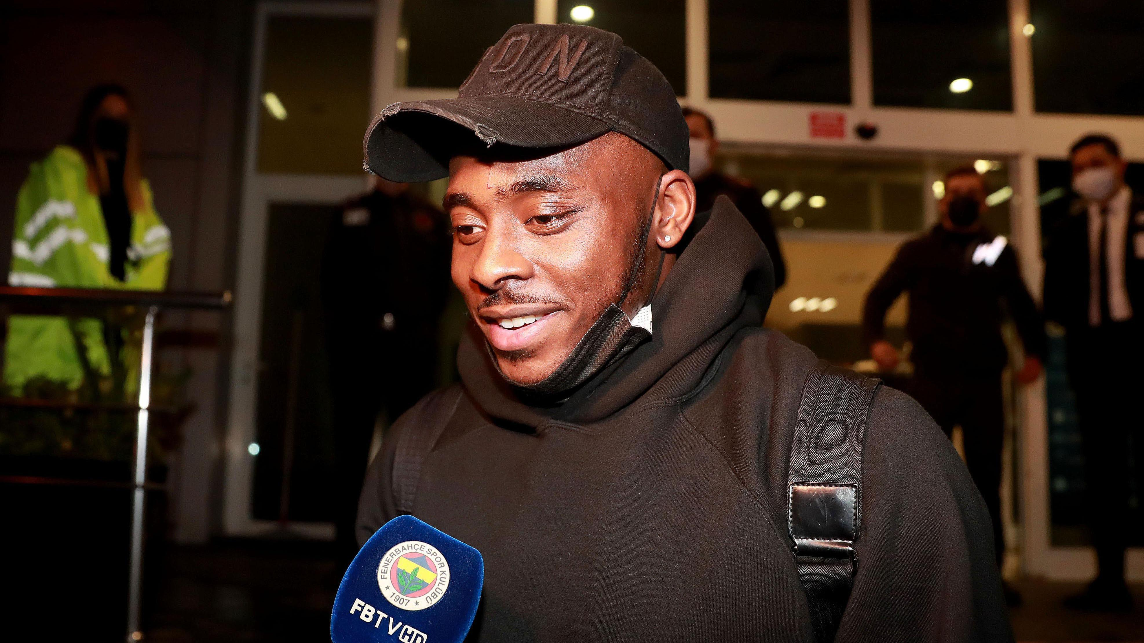 Bright Osayi-Samuel: Sahaya çıkmak için sabırsızlanıyorum