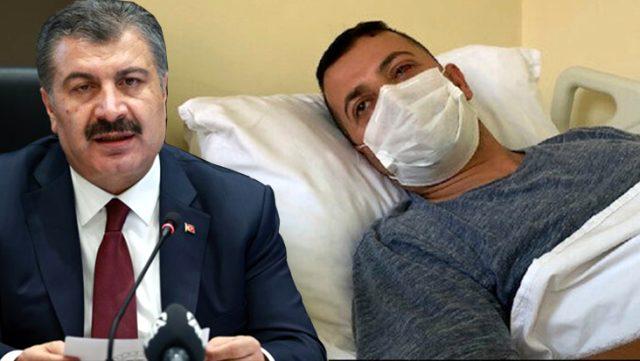 Çapa Tıp Fakültesi'ndeki skandal darp olayıyla ilgili Bakan Koca'dan