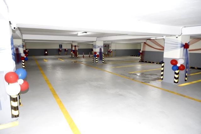 Çeliktepe Kapalı Otoparkı yenilenerek hizmete açıldı