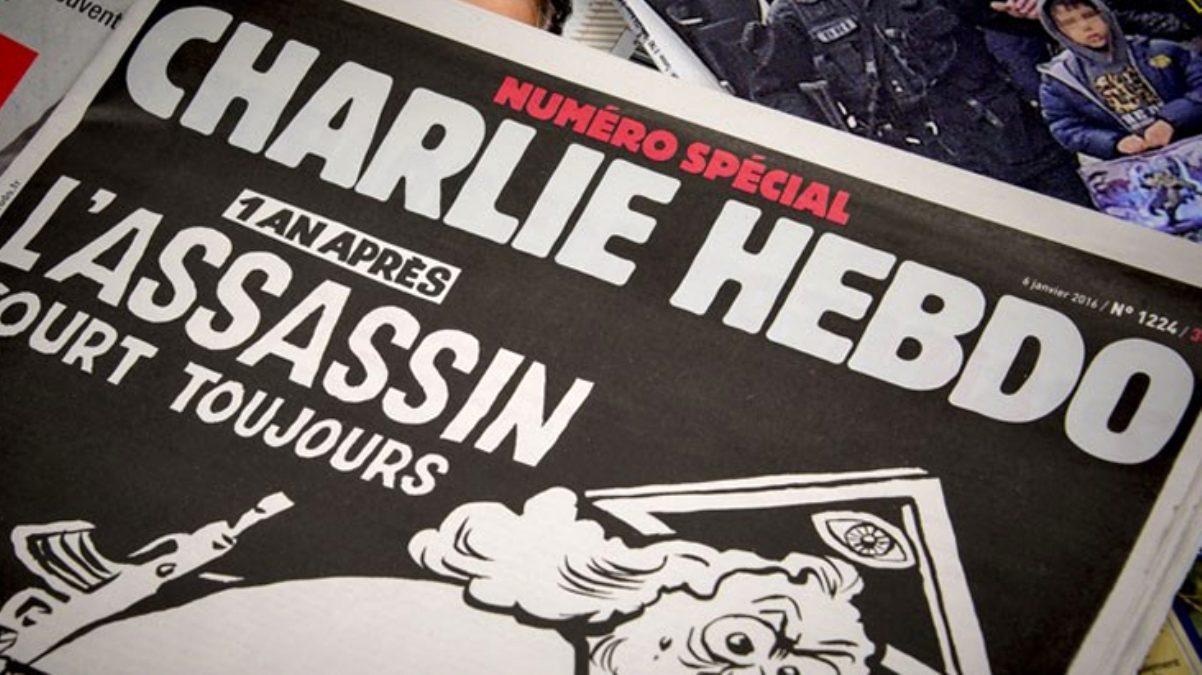 CHP, HDP ve Gelecek Partisi, skandal bir karikatürle Cumhurbaşkanı Erdoğan'a saldıran Charlie Hebdo'ya tepki gösterdi