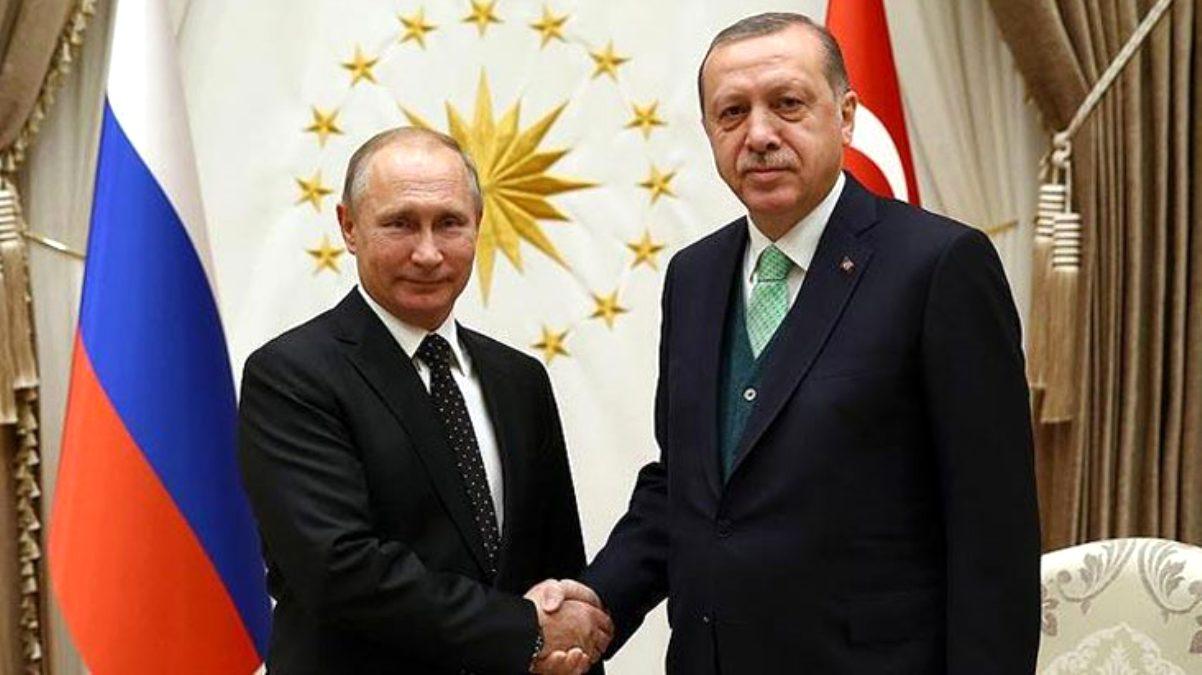 Cumhurbaşkanı Erdoğan ile Putin telefonda görüştü! Dağlık Karabağ'daki son durum ele alındı