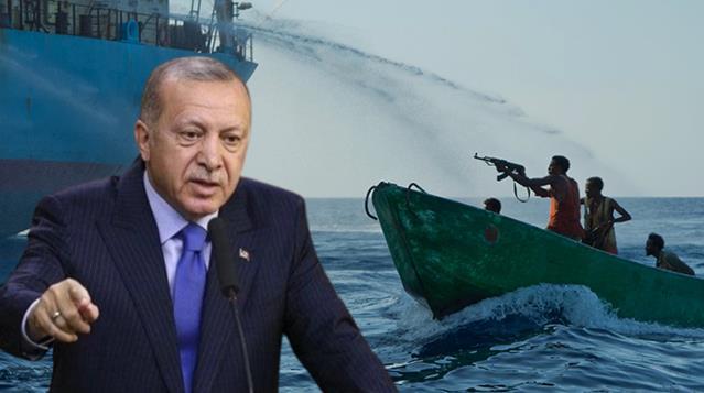 Cumhurbaşkanı Erdoğan, Nijerya açıklarında saldırıya uğrayan Türk gemisi için devrede! Tüm yetkililere talimat verdi