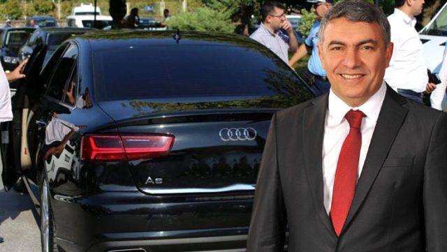 Dilovası Belediye Başkanı Hamza Şayir, uğruna makam aracını sattığı öğrencileri bu yıl da unutmadı