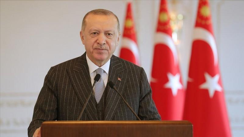 Erdoğan: 2021'i reform yılı haline dönüştüreceğiz