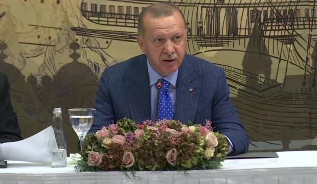 Erdoğan'dan Merkel'e çıkıştı: NATO'ya aldınız da benim mi haberim yok?