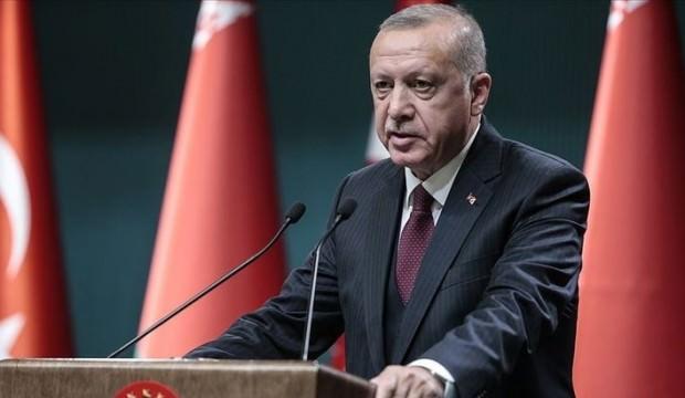 Erdoğan''dan önemli çağrı: Hep birlikte güçlenelim
