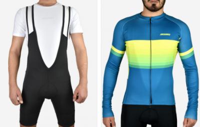 Erkek Sporcular İçin Bisiklet Taytları