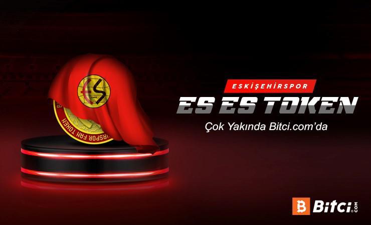 Eskişehirspor'dan ESES Token ile finansal devrim