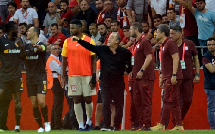 Fatih Terim: Çok enteresan bir maç oldu