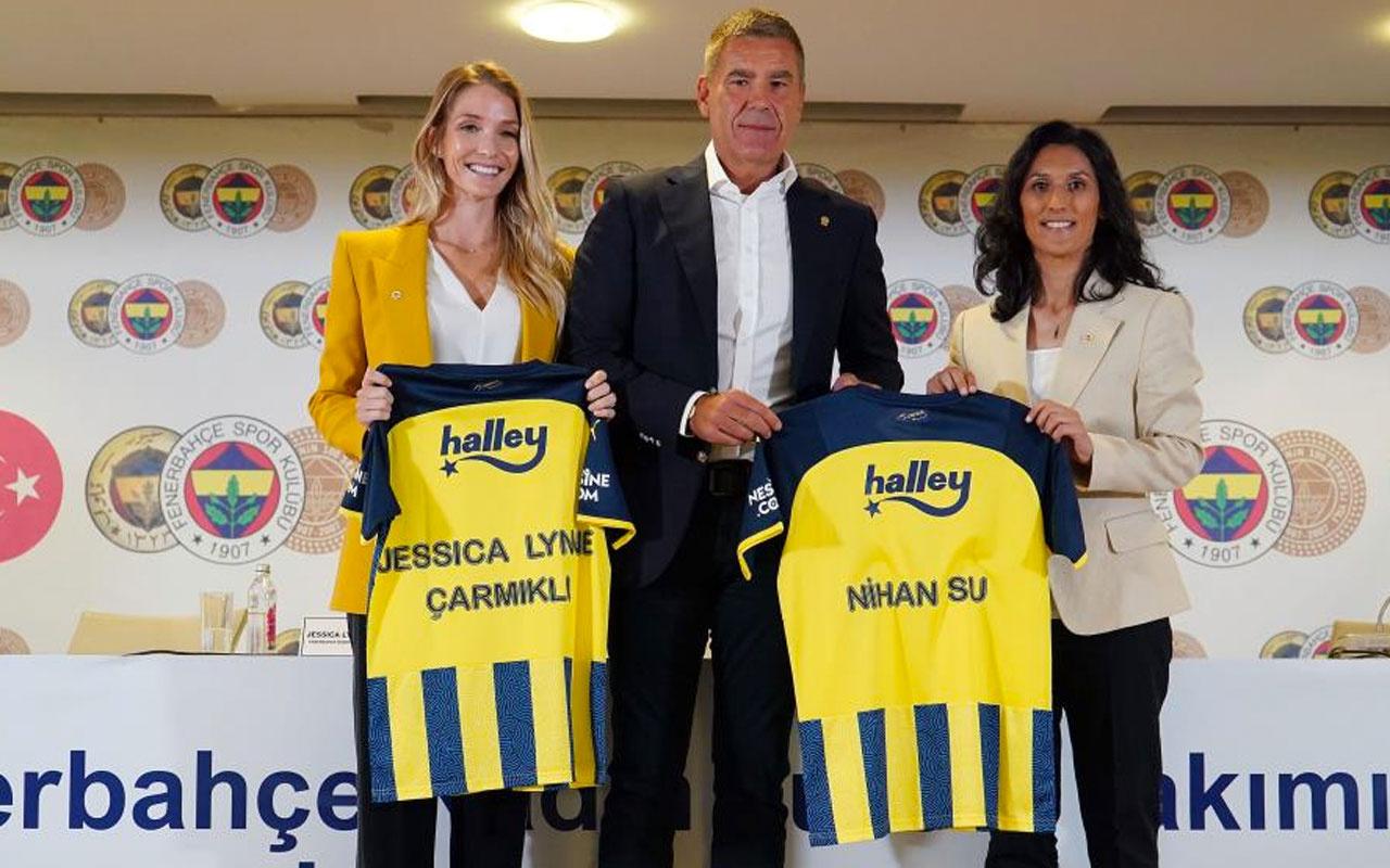 Fenerbahçe'de kadın futbol takımı kuruldu