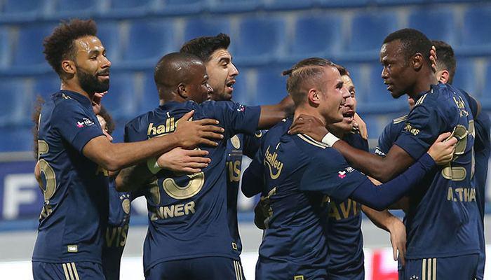 Fenerbahçede herkes golcü! 15 farklı oyuncu