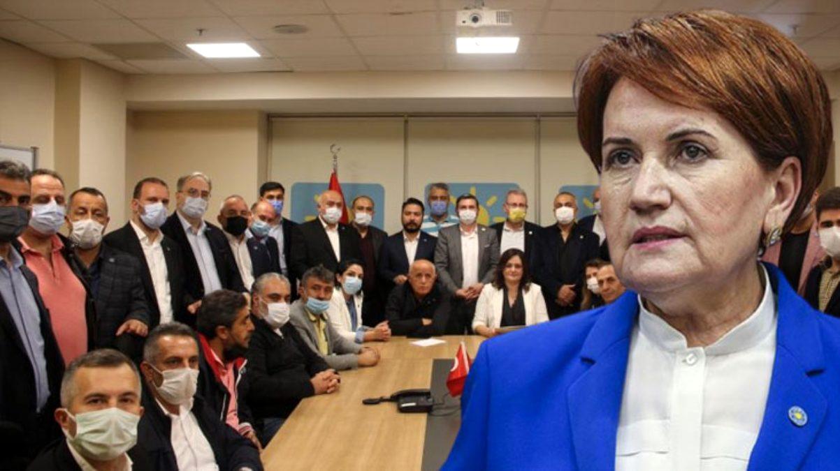 FETÖ iddiası sonrası İYİ Partili Ümit Özdağ'ın ihracı için ilk adım atıldı