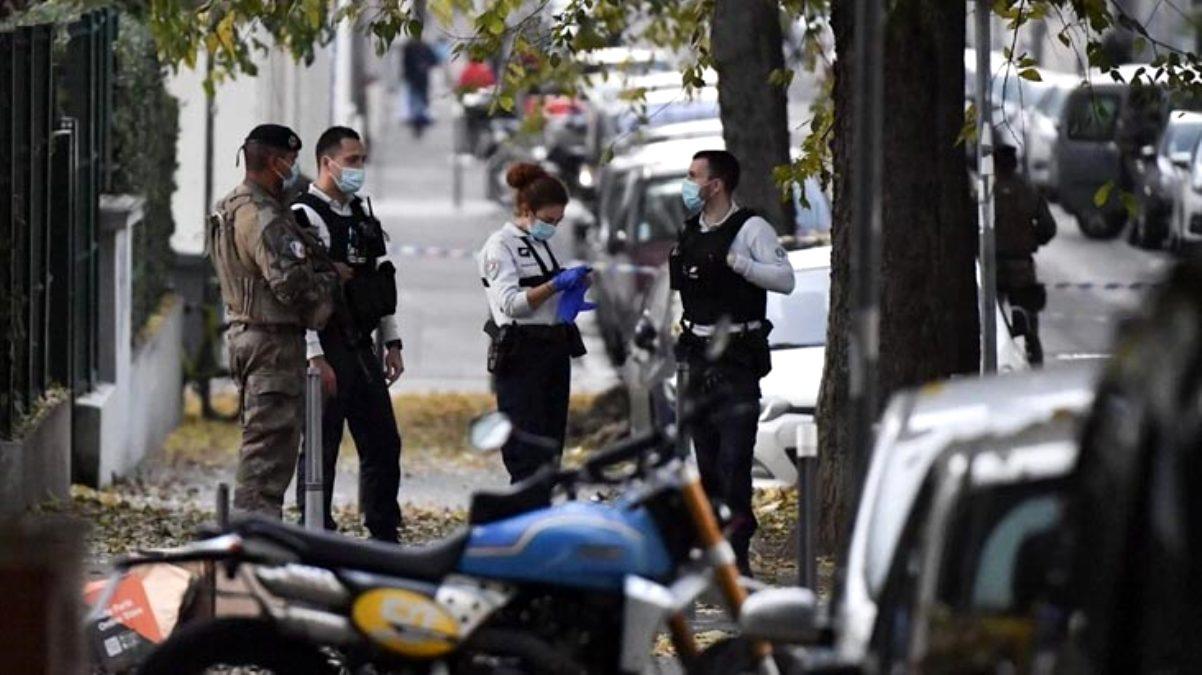 Fransa'da Ortodoks Kilisesi'ne silahlı saldırı: Rahip ağır yaralandı
