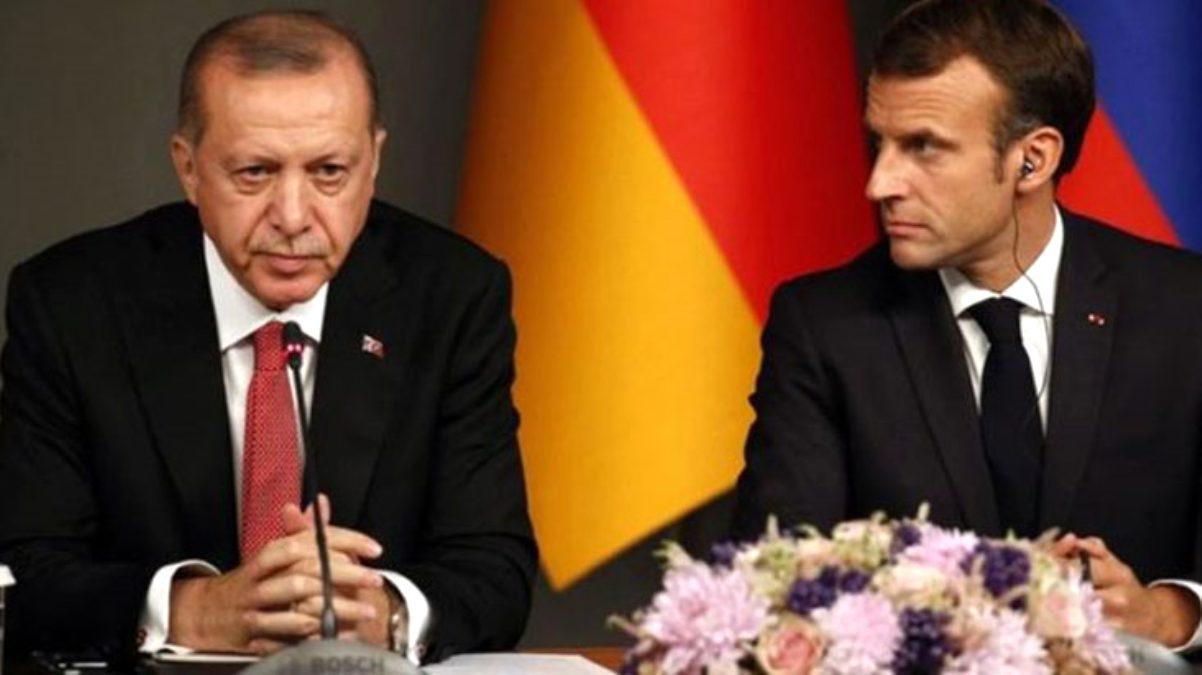Fransa'nın beklediği destek Yunanistan'dan geldi: Erdoğan'ın Macron'a yönelik sözleri kabul edilemez