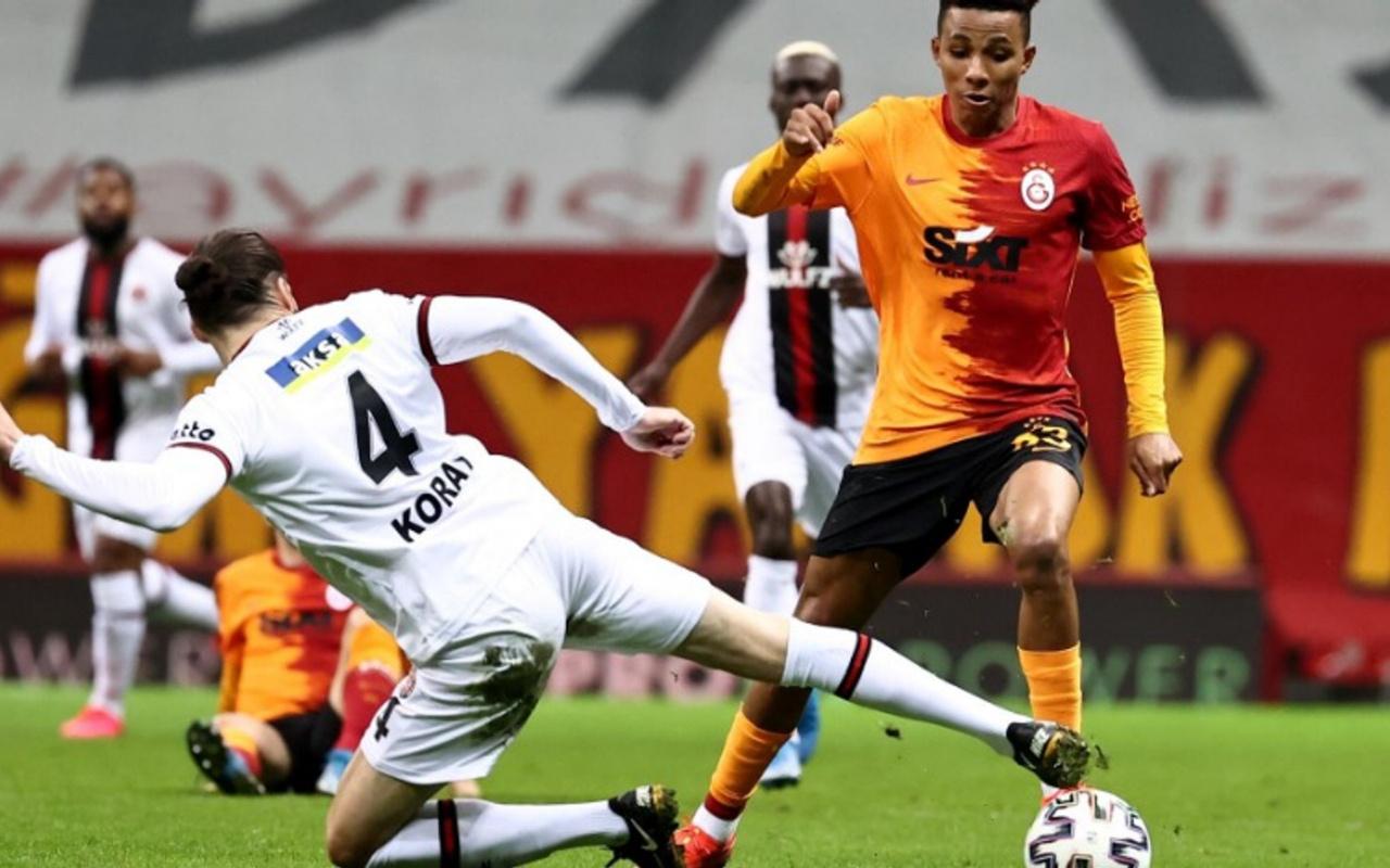 Galatasaray, Trabzon deplasmanına 5 eksikle gidiyor