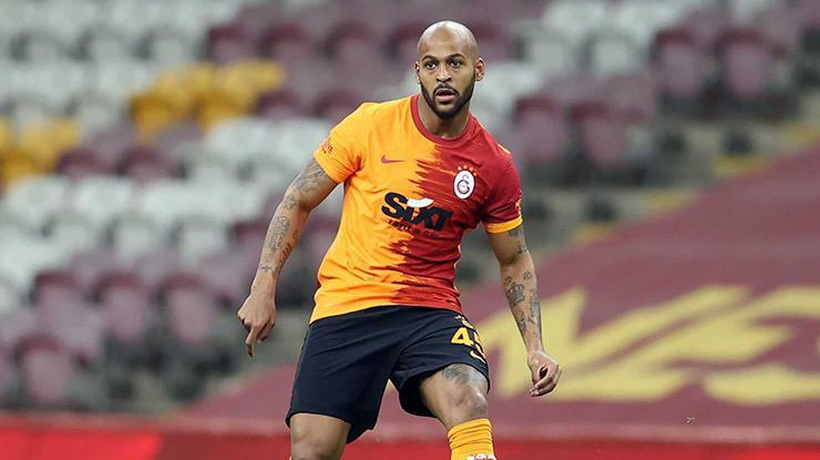 Galatasarayda bir kayıp daha! Marcao cezalı