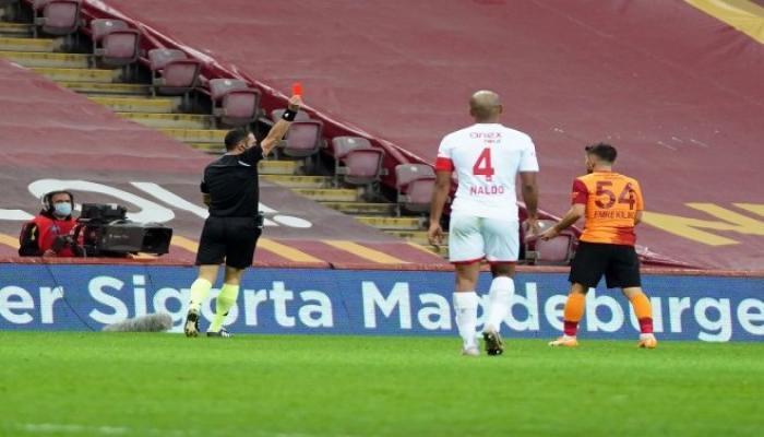 Galatasarayda büyük sıkıntı! İlk 11in yarısı yok!