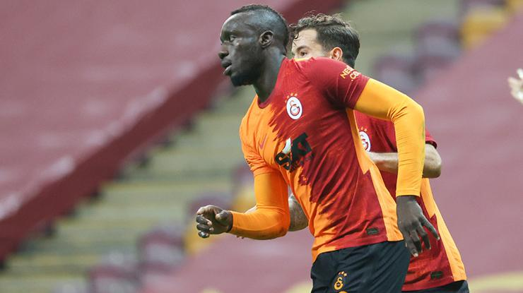 Galatasarayda Diagne sevinci