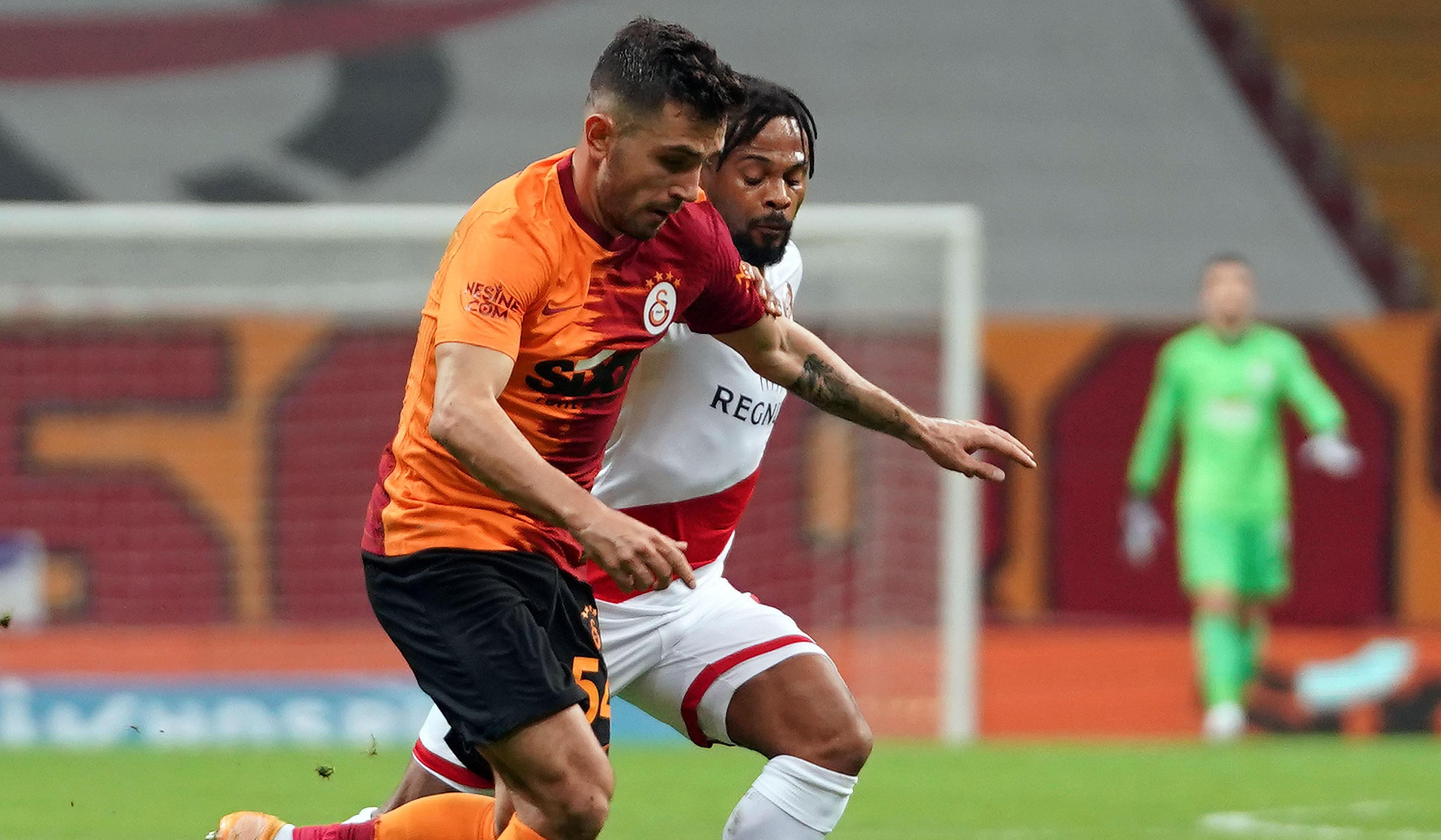 Galatasarayda Emre Kılınç şoku yaşanıyor! Konyaspor maçında