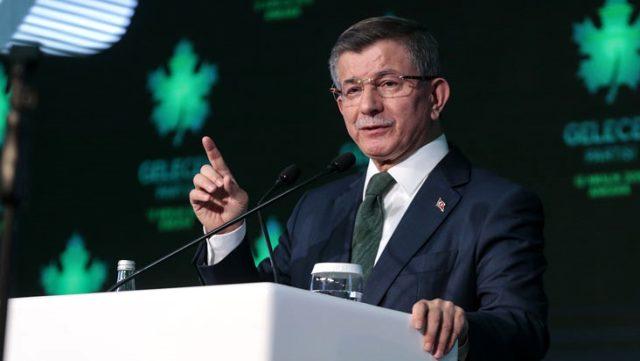 Gelecek Partisi'nin İzmir'deki 6 ilçe başkanı görevi bıraktı